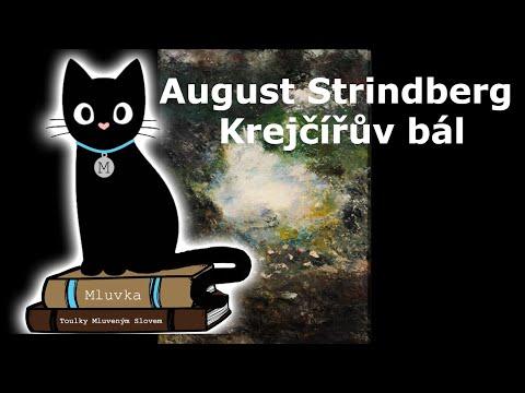 August Strindberg - Krejčířův bál (Mluvené slovo CZ)