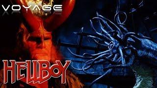 Hellboy Defeats Behemoth   Hellboy   Voyage