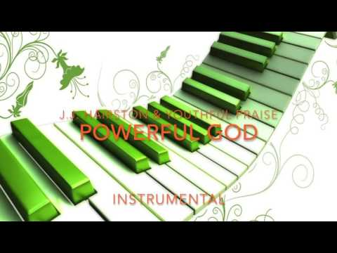 J.J. Hairston & Youthful Praise - Powerful God -Instrumental Track