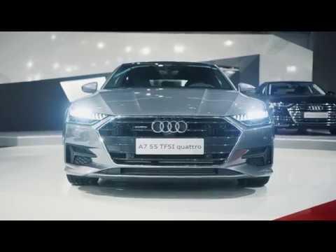 Der neue Audi A7 Sportback.