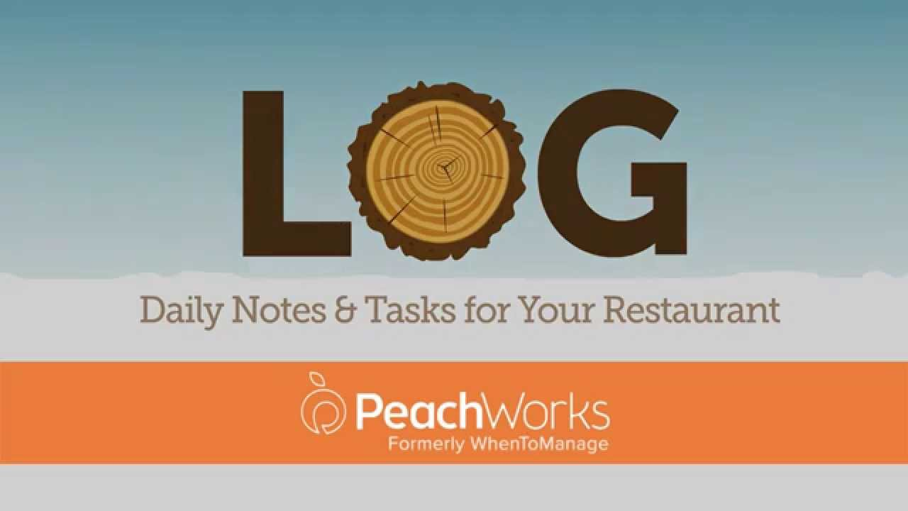 when to manage peach works