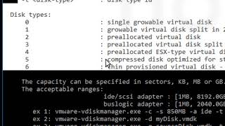 (005) How to merge multiple vmdk's into single vmdk disk vmware workstation