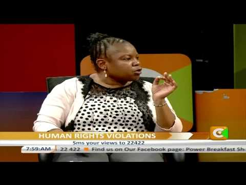 Cheche Interview: Corruption Purge and Human Rights Violations with KNCHR Part 1