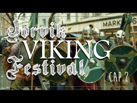 Viking Jorvik Festival 2018 || YORK #2