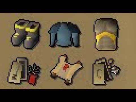 Hunting NEW Clue Scroll Rewards!