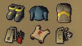 Hunting NEW Clue Scroll Rewards!