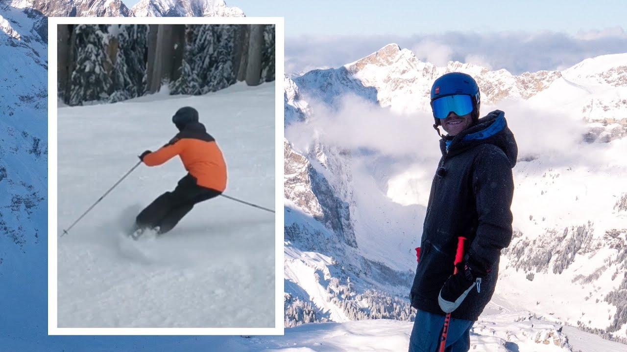 ACHTUNG: Skitechnikanalyse eurer Skitechnik   Skifahren lernen