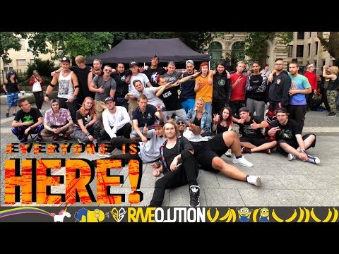 Melbourne Shuffle Meet Hannover // Raveolution VIII Outdoor (Ser0x Edition) Ultimate