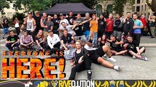Melbourne Shuffle Meet Hannover // Raveolution VIII Outdoor ...