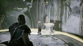 even atreus is tired of kratos calling him boy god of war