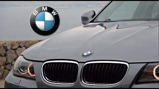 BMW E90 320D Facelift #Test drive