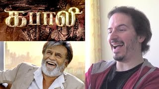 KABALI  - Official Teaser Trailer REACTION & REVIEW