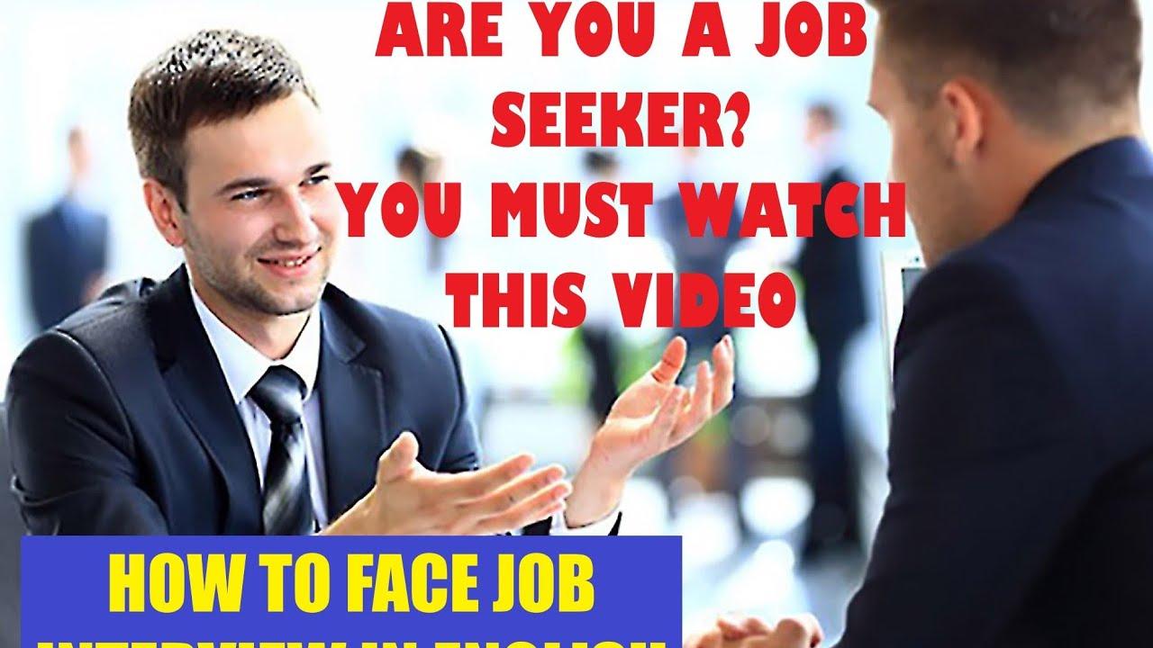 Job interview|| Learn English with Anjelina ...