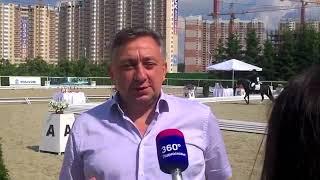 Министр физической культуры, спорта и работы с молодежью Московской области в гостях у Школы