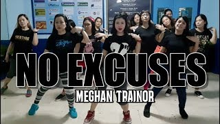 NO EXCUSES | Meghan Trainor | Zumba® | JM