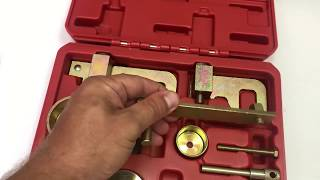 Видео обзор 4843 JTC Набор фиксаторов дизельного двигателя RENAULT, NISSAN, OPEL «AVTOTOOL™»