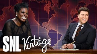 Weekend Update: Leslie Jones on Her Perfect Man - SNL