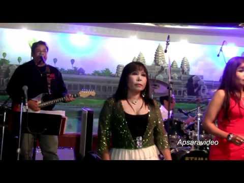 "Grand Paradise Restaurant band performing ""Feliz Navidad"" in Long Beach, CA"