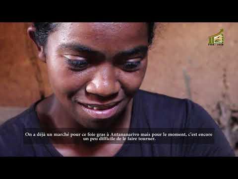 Succès story d'une jeune fille appuyée par le Programme PROSPERER dans le District de Soavinandriana