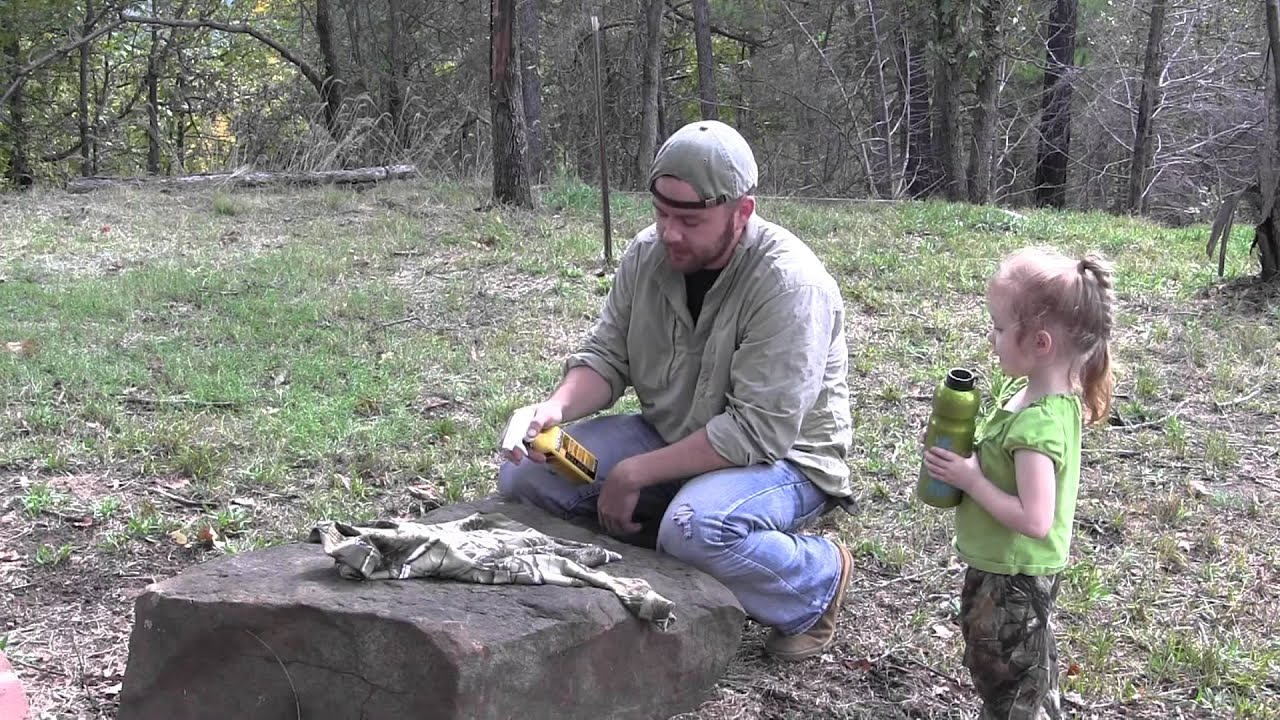 Survival Training for Kids Part 1- Clothing Treatment Tips and Tricks