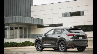 2018 Mazda CX 5  Safety and Driver Assistance Review