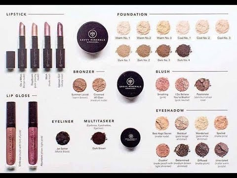 young living  savvy minerals  how i apply my makeup