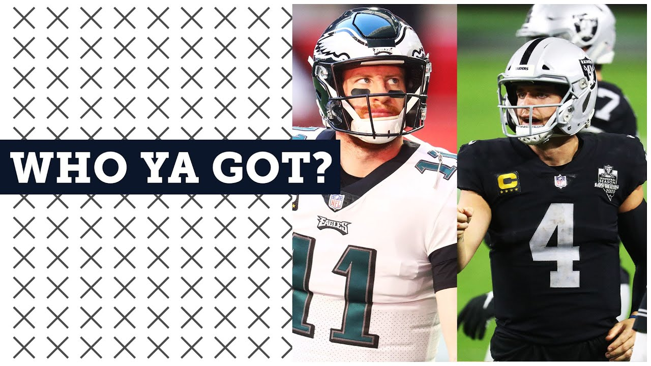 Would Carson Wentz make sense for the Bears? Yes and no