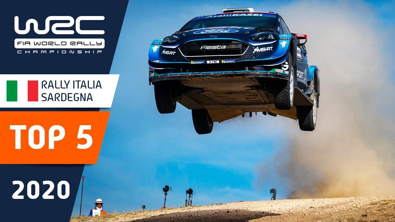 WRC - Rally Italia Sardegna 2020: 5 Reasons to Watch