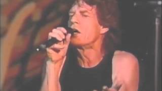 The Rolling Stones - Wild Horses 2002 Live version Canadá