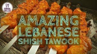 MIDDLE EAST LEBANESE SHISH TAWOOK