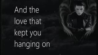 Andy Black -  Break Your Halo ((With Lyrics))