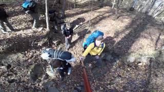 Troop 45 Sipsey Wilderness Backpacking Trip - Nov. 15-16, 2014