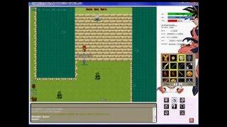 Legacy of goku multijoueur MMORPG DBZ.