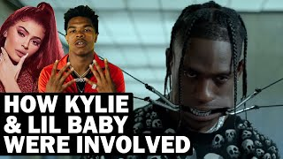 The Making Of Travis Scott's 'Highest In The Room' with Kylie Jenner & Lil Baby