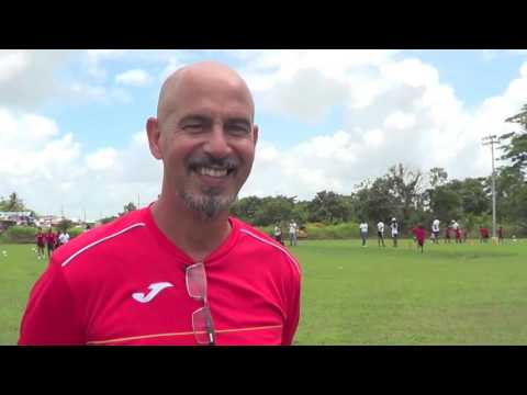 TTFA/Scotiabank Grassroots Clinic goes to Barrackpore