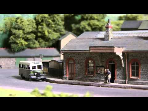 'Ashburton' – N Gauge Model Railway Layout