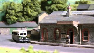 'ashburton' - N Gauge Model Railway Layout From The July 2012 Issue Of Brm