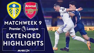 Download Leeds United v. Arsenal | PREMIER LEAGUE HIGHLIGHTS | 11/22/2020 | NBC Sports