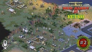 Co-Op kampány?! JÖHET! – Red Alert 2 HD Co-Op Gameplay Hun #2