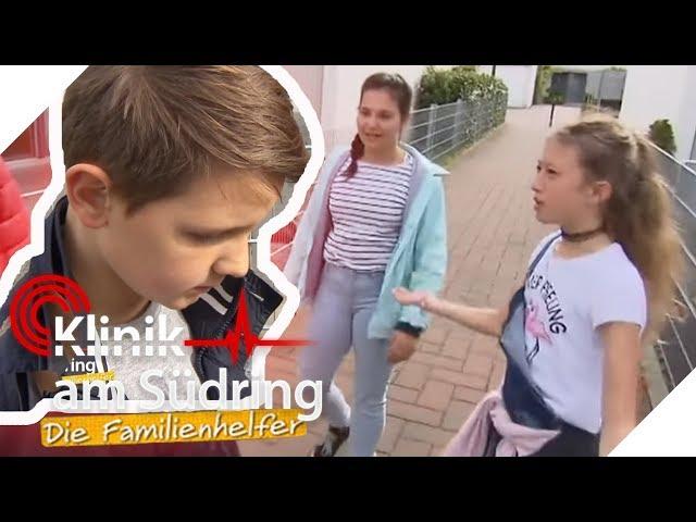 Auf dem Schulweg gemobbt? Felix (8) hat Angst vor der Schule!   Die Familienhelfer   SAT.1