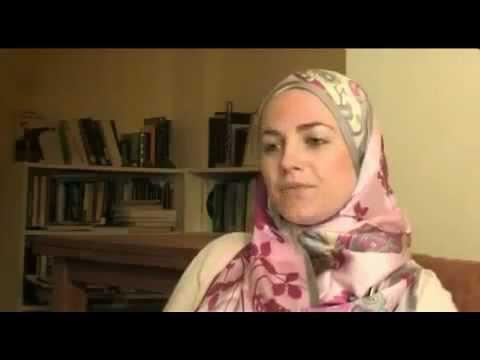 Former Hollywood Actress Emilie Francois Convert to Islam  now Myriam FrancoisCerrah
