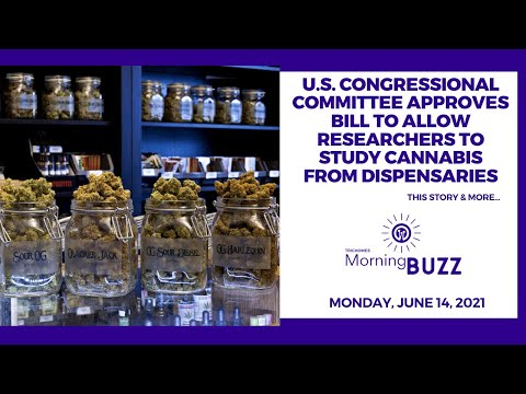U.S. Congressional Committee approves Bill to Allow Researchers to Study Cannabis from Dispensaries
