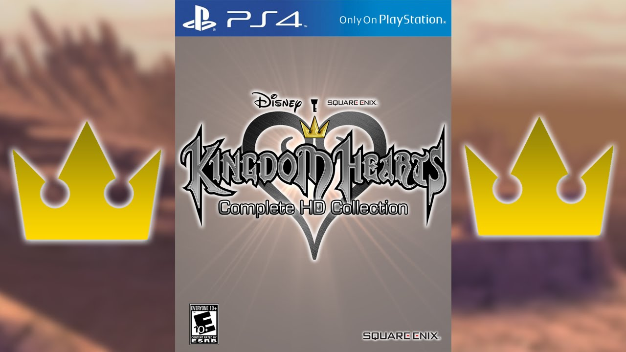 Kingdom Hearts Complete HD Collection For PS4 - Could it ...: http://www.youtube.com/watch?v=GvJO5-4TFvc