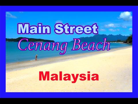 Pantai Cenang Street Food