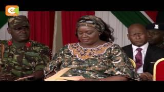 Kenya, Jordan in a deal to strengthen military ties