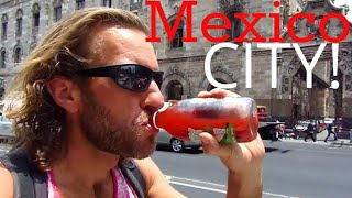 Mexico Travel: How Expensive is MEXICO CITY?