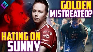 CSGO | Shox $700k Buyout, SuNny Getting Hate, Zeus Leaks Guardian? Golden Mistreated or Not