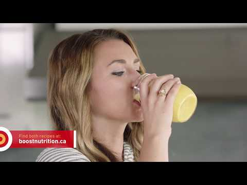 Team Homan Does… Smoothies – NEW SERIES BY BOOST®