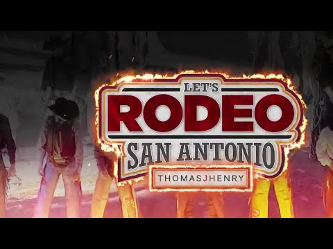 San Antonio Stock Show & Rodeo Opening Day