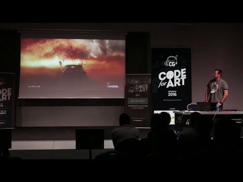 The Foundry presents CARA VR in NUKE and MODO - Martin Mayer, The Foundry